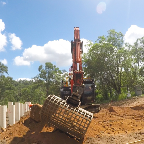 Urban Earthmoving in Queensland Testimonial