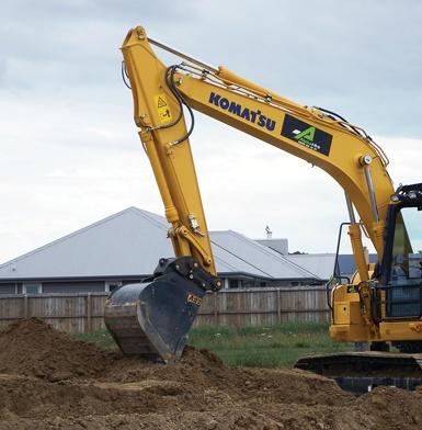 Digging Buckets