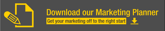 Download our free marketing planner