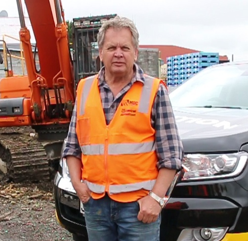 Ian Butcher - Central Demolition Ltd