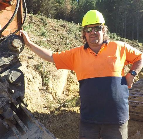 Justin Sinton - White Ridge Contracting Ltd